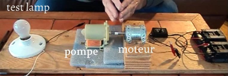 gerard morin pump+motor