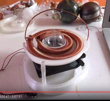 magrav & rotating core